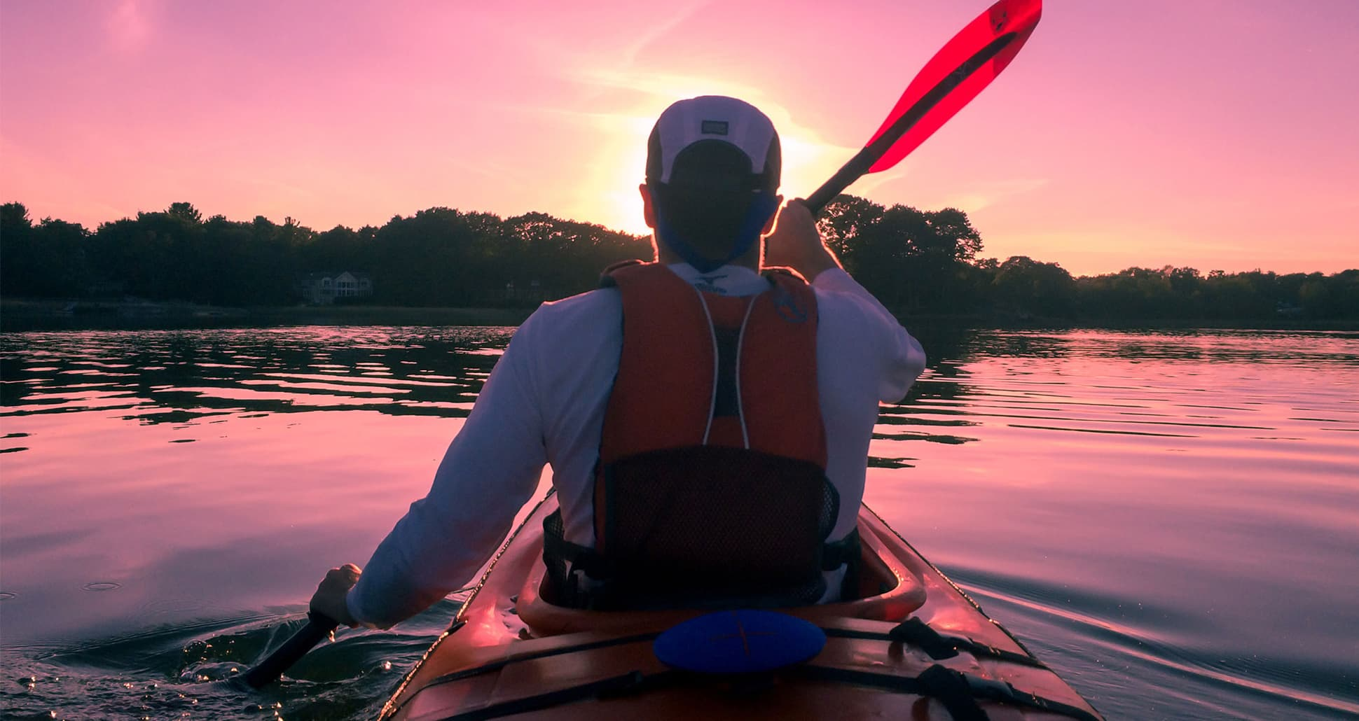 Adventure Therapy - Kayaking